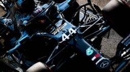 Hamilton se impõe e vence o GP da Toscana; corrida é marcada por acidentes