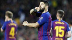 Luis Suárez desiste de ir para a Juventus