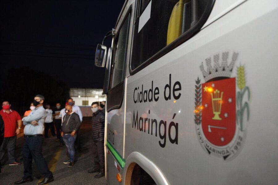 Audiência de conciliação acaba sem acordo e greve do transporte público continua em Maringá