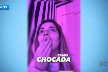 Influenciadora Gkay faz tour pela casa de Anitta e descobre quatro secreto
