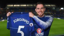 Arsenal tem interesse na contratação de Jorginho, do Chelsea