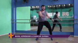 Aprenda a dançar zumba