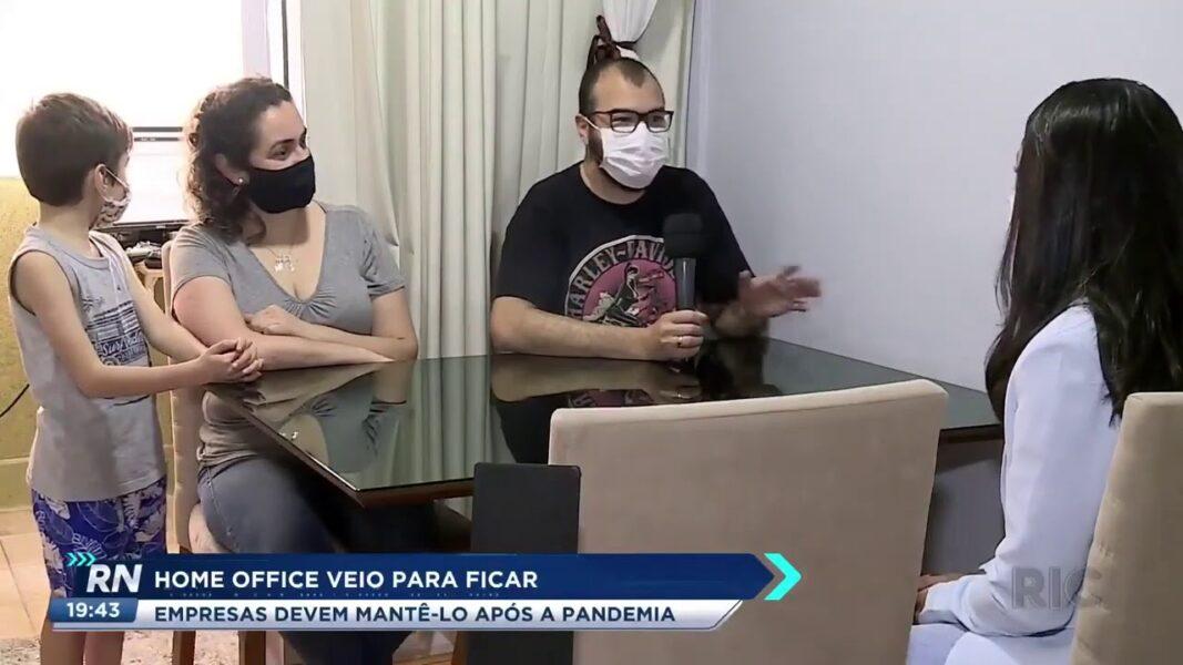 Home office veio para ficar empresas devem mantê-lo após pandemia