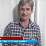 Esposa do empresário desaparecido em São José dos Pinhais fala com a polícia
