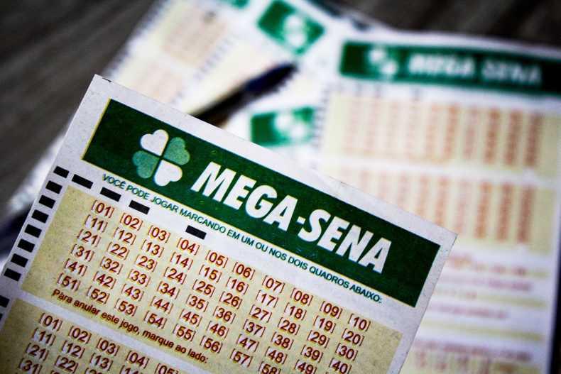 Mega-Sena concurso 2300: confira os números sorteados hoje