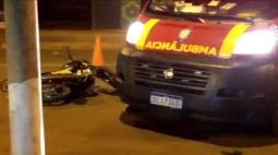 Motociclista morre após colidir contra palmeira em Paranavaí