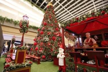 Jockey Plaza promete Natal adaptado à nova realidade