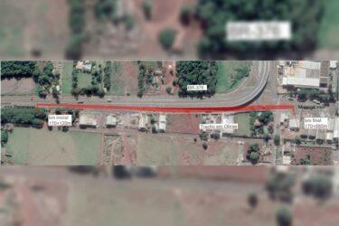 Obras na BR-376: Viapar alerta motoristas sobre pavimentação entre Maringá e Mandaguaçu