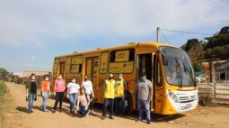 Linha Solidária completa dois meses com mais de 45 toneladas de doações entregues em Curitiba