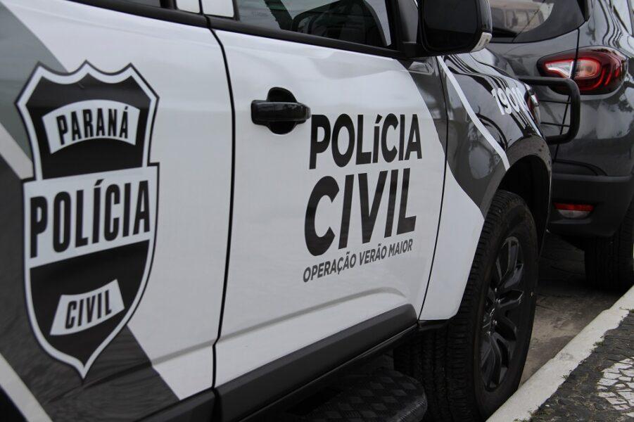 Polícia Civil deflagra operação contra suspeitos de participação em homicídio, em Londrina e Cambé