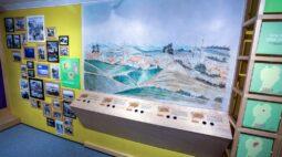Pintora pioneira de Curitiba, Caroline Tamplin é lembrada no Ônibus Museu na quarentena