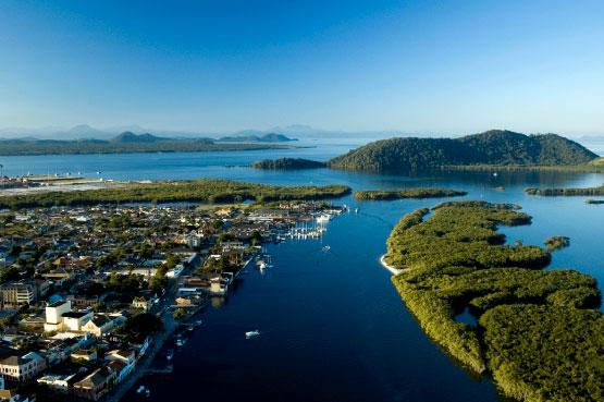 paranaguá ilhas