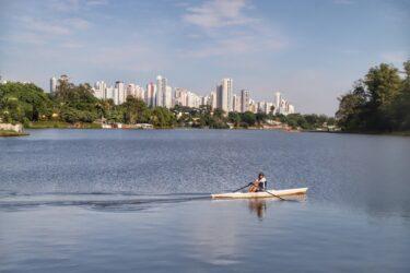 Previsão do tempo: semana com muito sol e temperaturas que ultrapassam 40ºC em Londrina