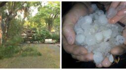 Previsão do tempo Paraná: semana pode ter chuvas fortes, ventos intensos e granizo