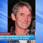 Empresário desaparecido em São José dos Pinhais: à polícia, ex-mulher garante que homem está vivo