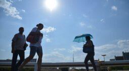 Calor chega a 43,4°C e se aproxima do recorde de temperatura no Brasil; confira cidades mais quentes