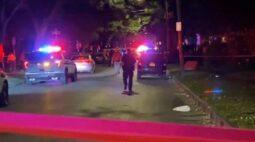 Dois morrem e 14 ficam feridos após tiroteio em festa ilegal