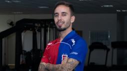 Meia Vitinho retorna ao Paraná Clube
