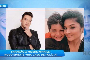 Wesley Safadão e ex-esposa Mileide Mihaile, enfrentam novo embate na justiça