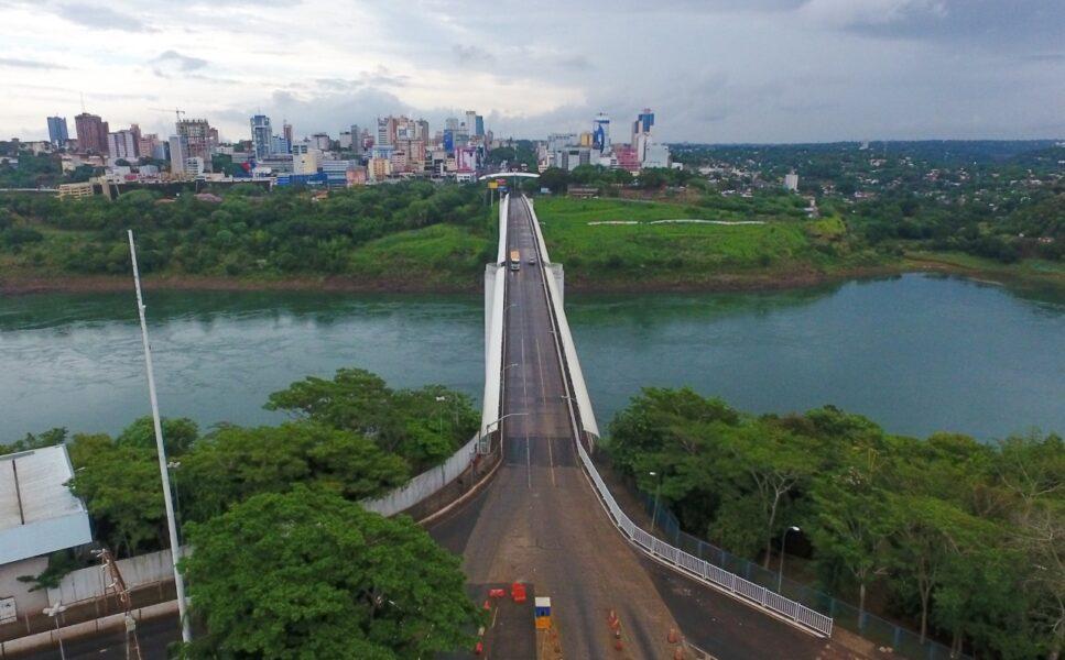Codefoz lança manifesto pela reabertura segura da Ponte da Amizade