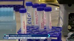 Combate ao Coronavírus: vacina testada na UFPR mostra eficácia