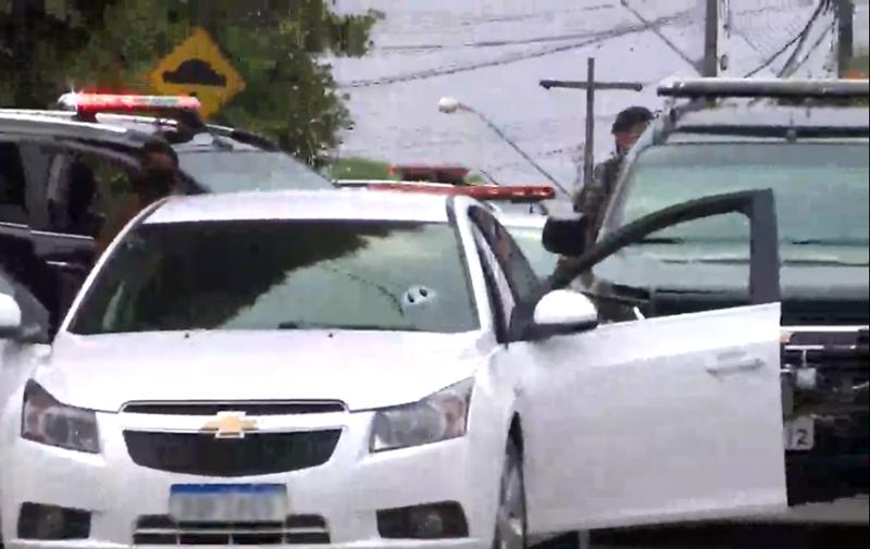 Dois homens morrem em confronto com policiais na zona sul de Londrina