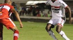Fora do Z4, Sampaio Corrêa tenta manter bom momento contra o Botafogo-SP