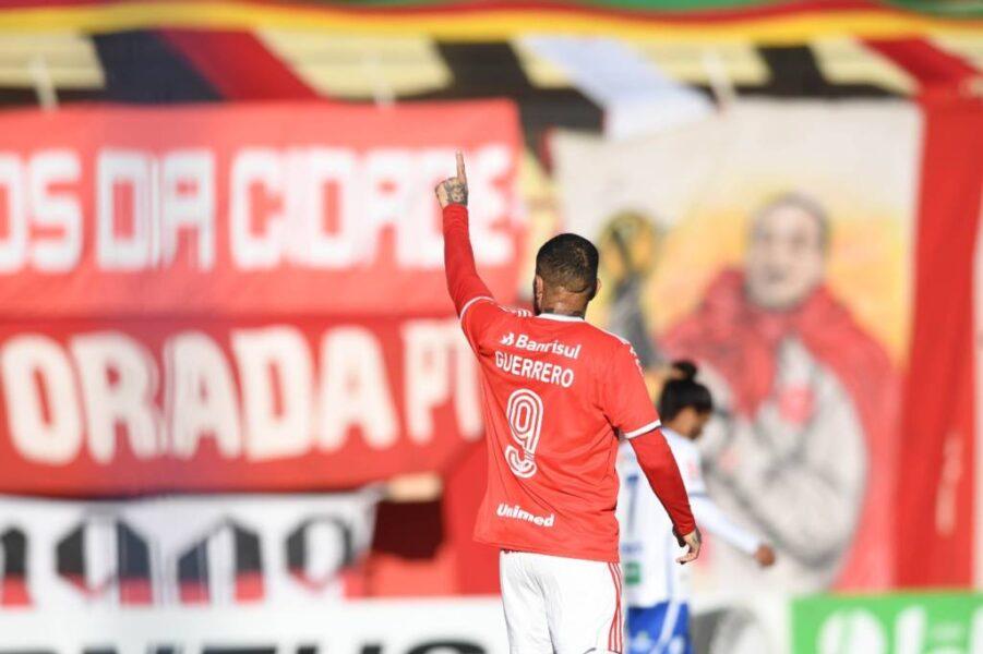 Nesta sexta-feira, Guerrero completa 17 anos de carreira
