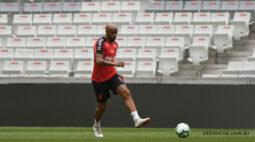 Atlético-GO e Athletico: onde assistir, escalações e arbitragem