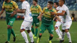 Em jogo cheio de reviravoltas, Cuiabá e Paraná empatam por 3 a 3 na Série B