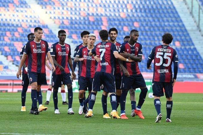 Sampdoria e Bologna confirmam favoritismo e passam de fase na Copa da Itália