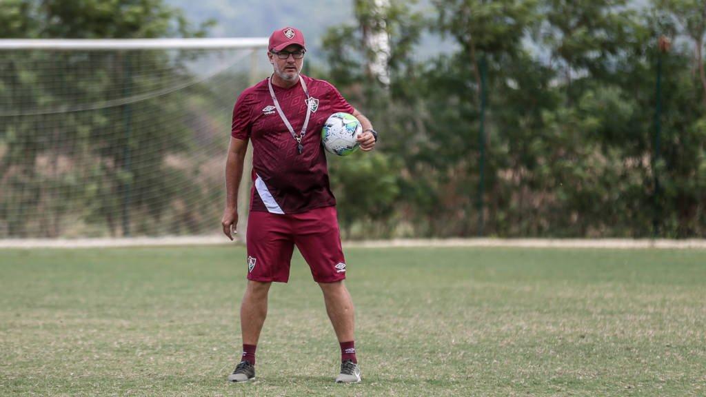 Fluminense e Odair Hellmann estão perto de uma renovação
