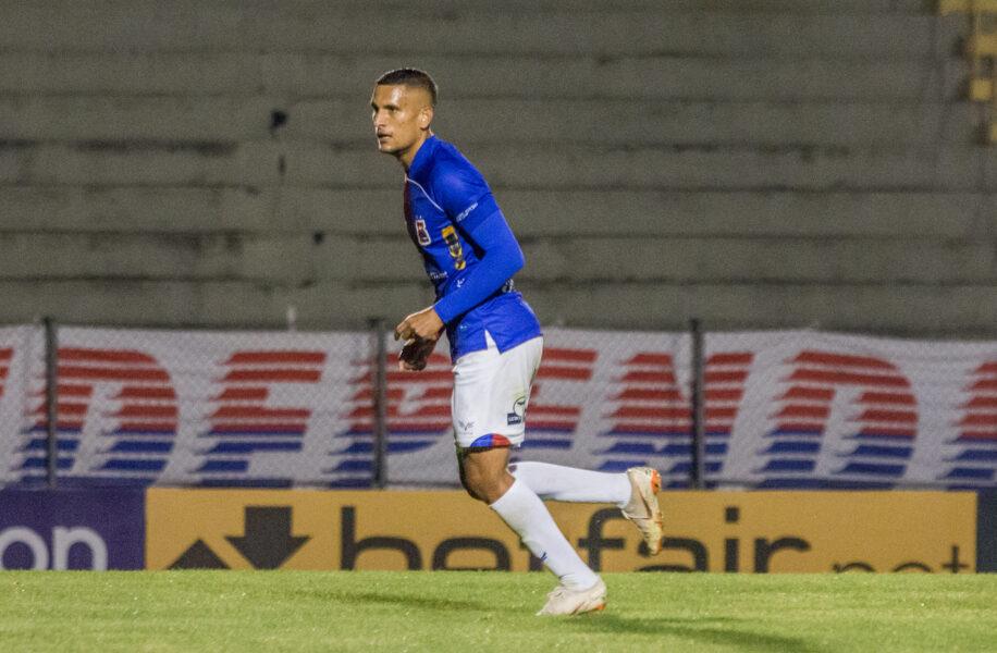 Exclusiva: Meritão fala sobre desempenho, má fase e retorno da confiança no Paraná Clube