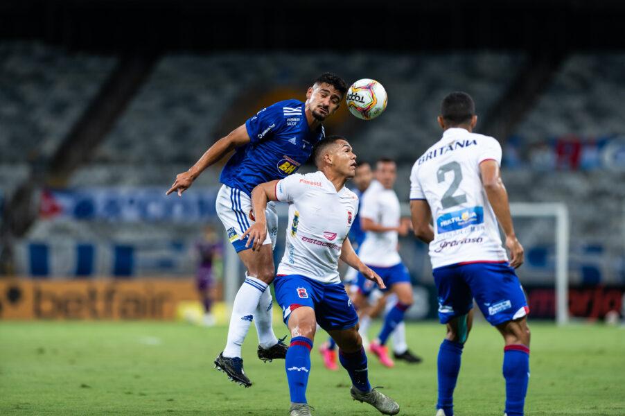 Paraná Clube perde para o Cruzeiro e fica fora do G-4