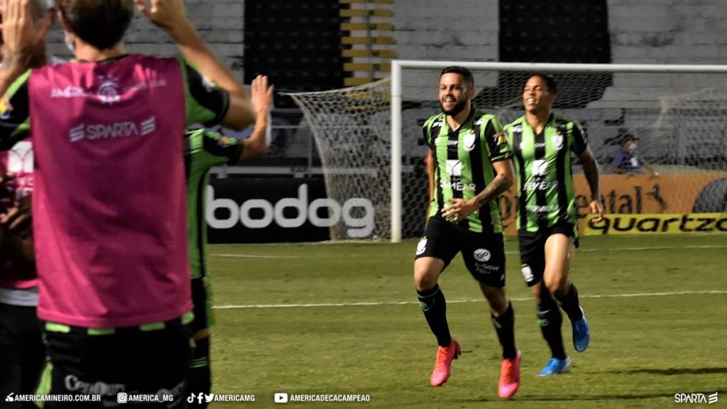Felipe Azevedo projeta jogo contra o Corinthians e diz que Timão deve se preocupar com o América