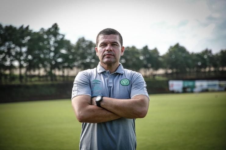 Umberto Louzer, técnico da Chapecoense, também recusa oferta do Cruzeiro
