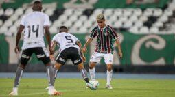 Fluminense garante permanência de joia da base