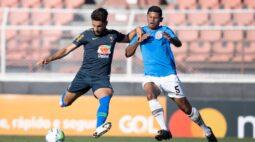 Com dois de Kaio Jorge, Seleção Brasileira Sub-20 vence amistoso contra o Corinthians Sub-23