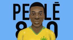 Museu do Futebol exibe live sobre carreira internacional do Rei Pelé