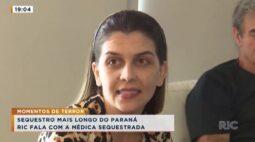 Sequestro mais longo do Paraná médica sequestrada conta como foi o crime