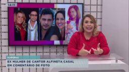 Zilu, ex de Zezé di Camargo, alfineta casal em comentário de foto