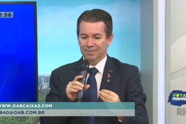Presidente do comitê eleitoral da OAB fala sobre crimes eleitorais
