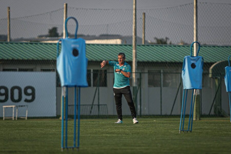 Após empate, Coritiba volta a treinar para se preparar para partida contra Palmeiras