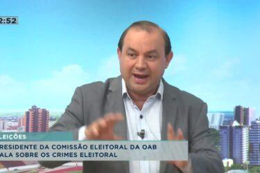Presidente do comitê eleitoral da OAB orienta sobre eleições- parte 2