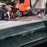 Acidente interdita BR-277 na Serra do Mar; veja vídeo