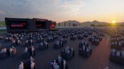 Pinhais terá o maior espaço de shows com distanciamento social do Brasil