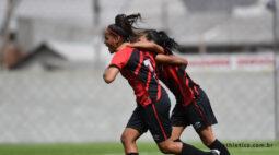 Athletico goleia Toledo/Coritiba por 5 a 1 no primeiro clássico