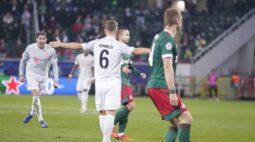 Bayern de Munique sofre, mas vence o Lokomotiv pela Liga dos Campeões