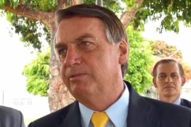 Pra qual candidato de Curitiba foi o recado de Bolsonaro?
