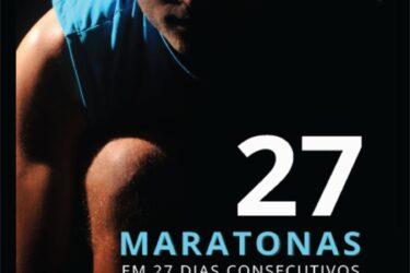 Curitibano fará 27 maratonas em 27 dias